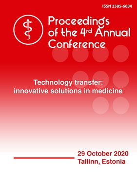 Cover TT innovative solutions in medicine